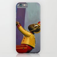 """iPhone & iPod Case featuring """"Monkey Business"""" ~ The Marble Series #2 by Mary Kilbreath"""