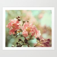 Soft and Sweet! Art Print