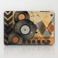 Retro Vinyl. iPad Case