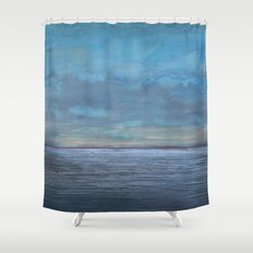 Promise (of a new day) Shower Curtain