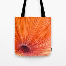 Orange and Red Tote Bag