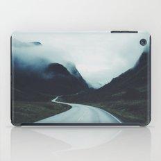 Dark Road iPad Case