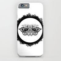 Half Creature iPhone 6 Slim Case