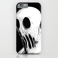 iPhone & iPod Case featuring Ghoul by Francisco Martinez