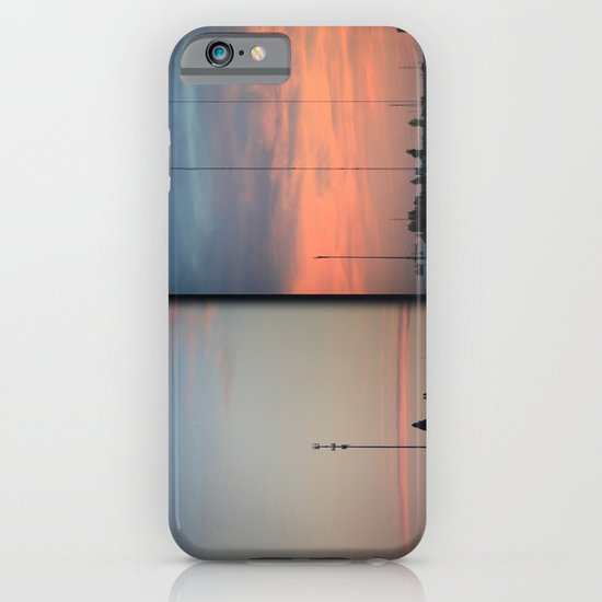 In The Plains (Planes) Field iPhone & iPod Case