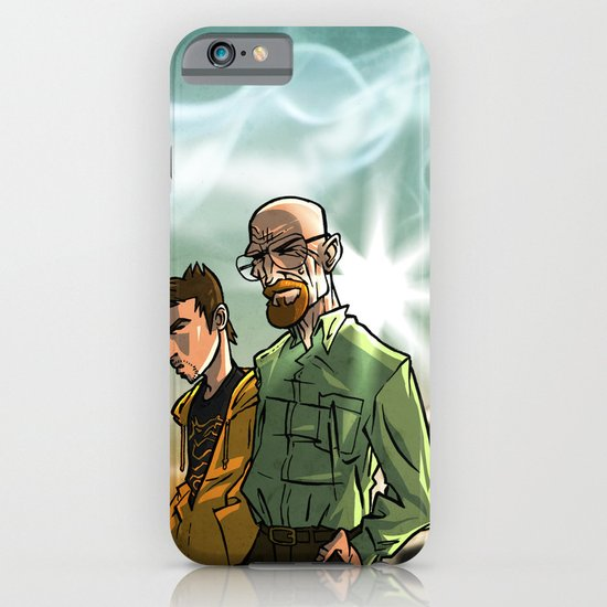 Breaking Bad iPhone & iPod Case