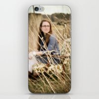 Bethany In The Wild iPhone & iPod Skin
