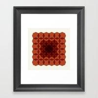 Octagon  Framed Art Print