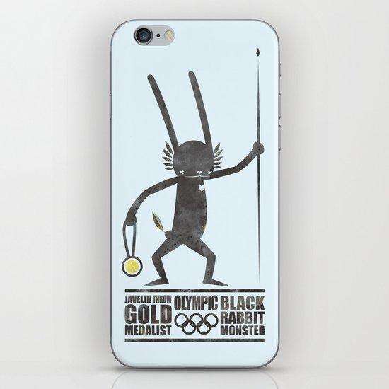 출전 CHAMPION - Olympic Dedicationg iPhone & iPod Skin
