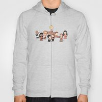 Firefly: The Gang - revised Hoody