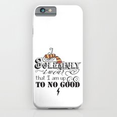 I Solemnly Swear iPhone 6 Slim Case