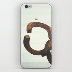 Peine del Viento No.2 iPhone & iPod Skin