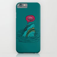 The Zombie Shark iPhone 6 Slim Case