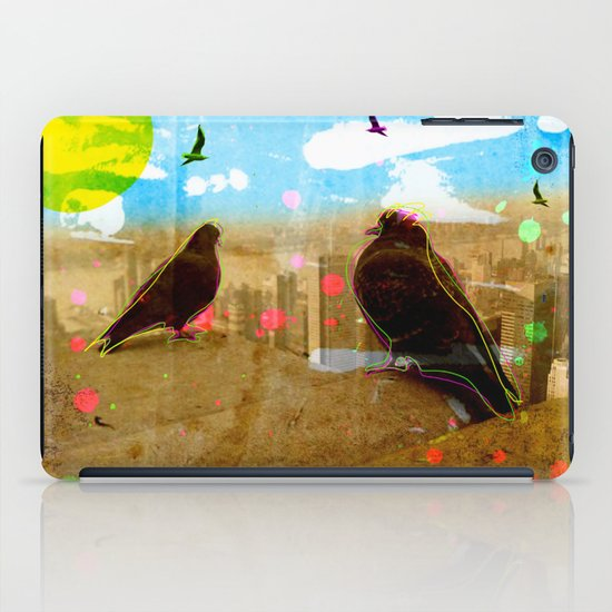 New York Pigeons iPad Case