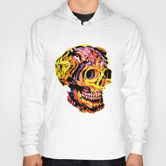 Skull V Hoody