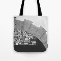 Napoli città nascosta Tote Bag