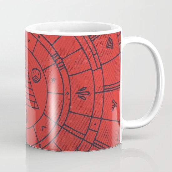 Sacred Sun Mug