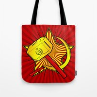 Asgardian Revolution: TH… Tote Bag