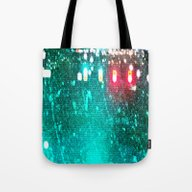 Red Lights Turn Green Tote Bag