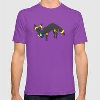 Umbreon Mens Fitted Tee Ultraviolet SMALL