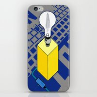 The Case Of The Light Sw… iPhone & iPod Skin