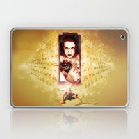 Out Of My Way Laptop & iPad Skin