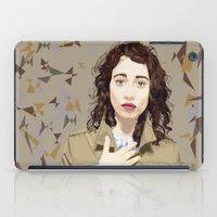 Regina Spektor iPad Case