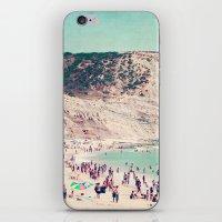 Beach Love iPhone & iPod Skin