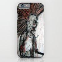 Punk is UnDead iPhone 6 Slim Case