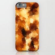 Cubist Fire iPhone 6 Slim Case