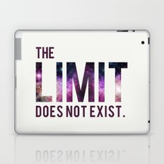 The Limit Does Not Exist - Mean Girls quote from Cady Heron Laptop & iPad Skin