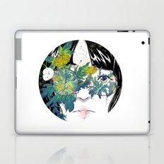 Blurry Eyes Laptop & iPad Skin