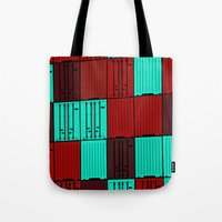 Import / Export Tote Bag