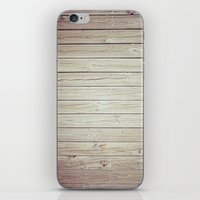 Wood iPhone & iPod Skin