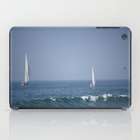 Sailing The Pacific iPad Case