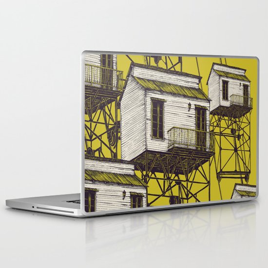 It Takes Me Down. Part Two Laptop & iPad Skin