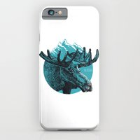 iPhone & iPod Case featuring Alaska by Krikoui