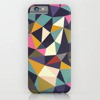 Retro Tris iPhone 6 Slim Case