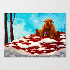 Ready for Spring Canvas Print