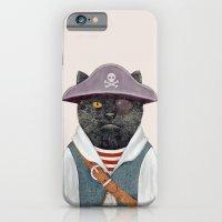 Pirate Cat iPhone 6 Slim Case