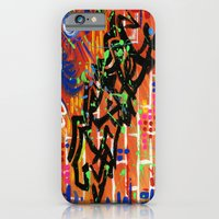 "iPhone & iPod Case featuring ""PEACE"" by Sababa Surf"