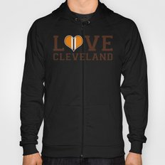 LUV Cleveland Hoody