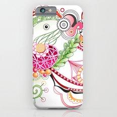Spring tangle Slim Case iPhone 6s