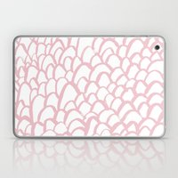 Blushing / Painted Patte… Laptop & iPad Skin
