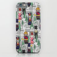 iPhone & iPod Case featuring The Nutcracker by Sharon Turner
