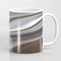 Abstract Wave  Mug