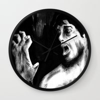Beware The Moon, Lads Wall Clock