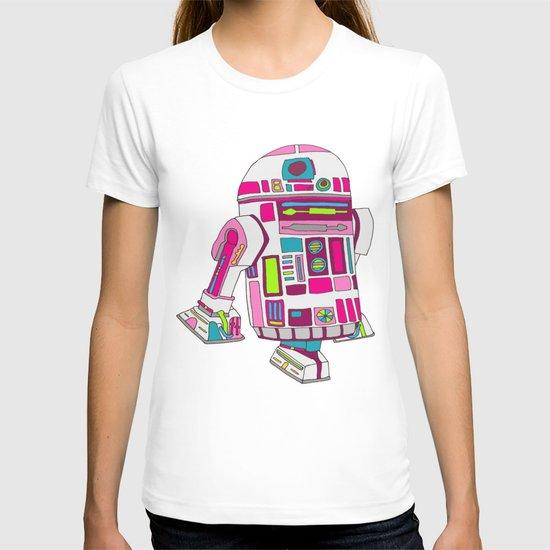 Cool Girls Like Epic Droids T-shirt