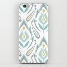 Soft Ikat iPhone & iPod Skin