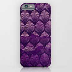 Variations on a Feather II - Purple Haze  iPhone 6s Slim Case